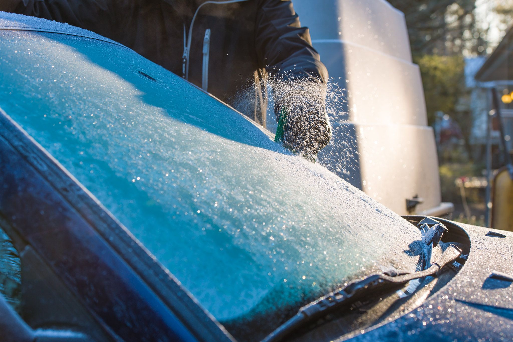 Winter Car Accessories | Evansville, IN