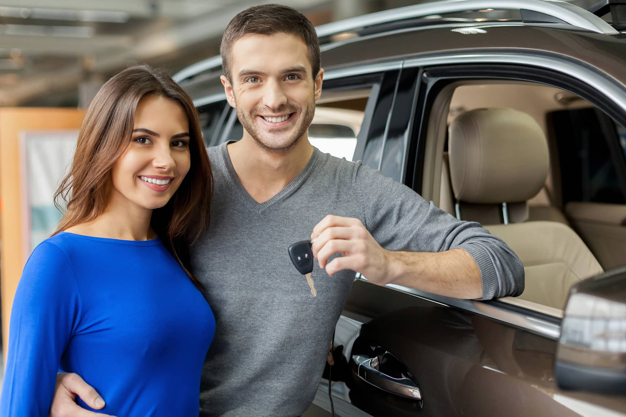 Couple Buying Used Car | Evansville, IN